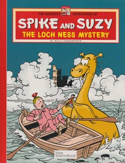 Spike and Suzy Softcover The loch ness mystery.